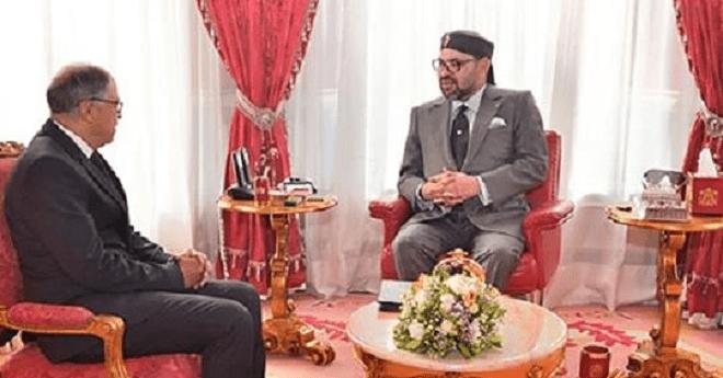 الملك محمد السادس يعيّن رئيسَي مجلس المنافسة ولجنة المعطيات