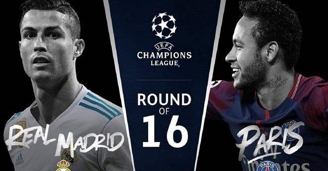 دوري أبطال أوروبا.. مباراة حارقة بين باريس سان جيرمان وريال مدريد