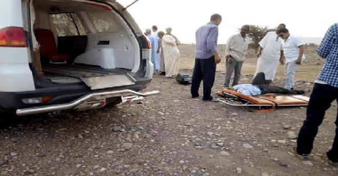 حادثة سير تودي بحياة قائدة وإصابة مسؤولين إقليميين بزاكورة