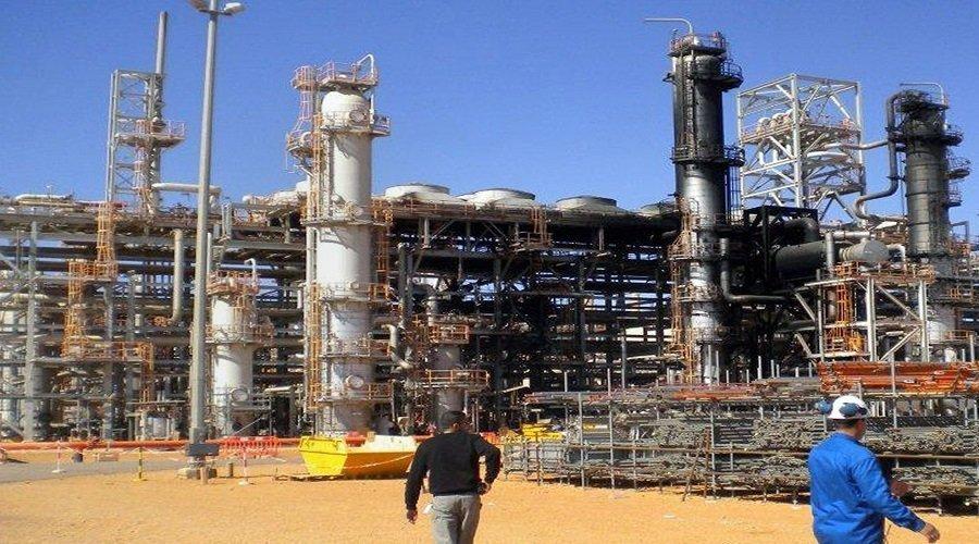 هبوط هائل في صادرات الغاز يهدد الاقتصاد الجزائري