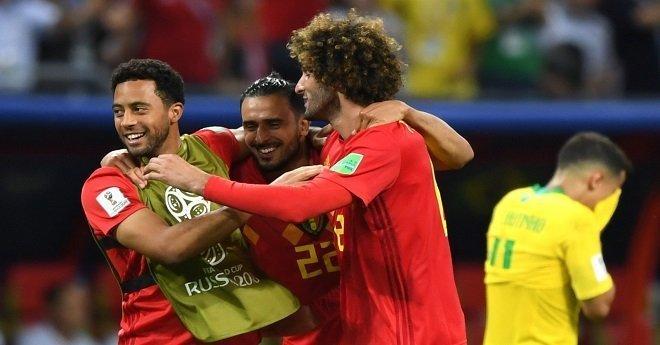 حضور 7 لاعبين من أصول عربية 4 منهم مغاربة في نصف نهائي المونديال