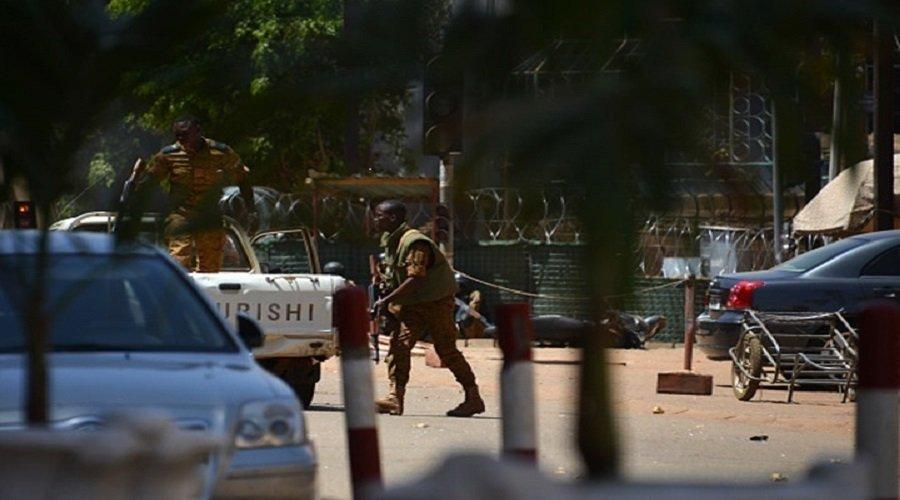 5 قتلى بينهم قس في هجوم على كنيسة في بوركينا فاسو