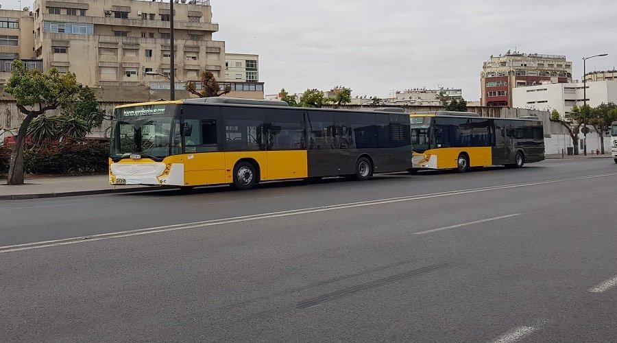 400 حافلة جديدة ستشرع في تعويض حافلات لافيراي المؤقتة نهاية الأسبوع الجاري بالدار البيضاء