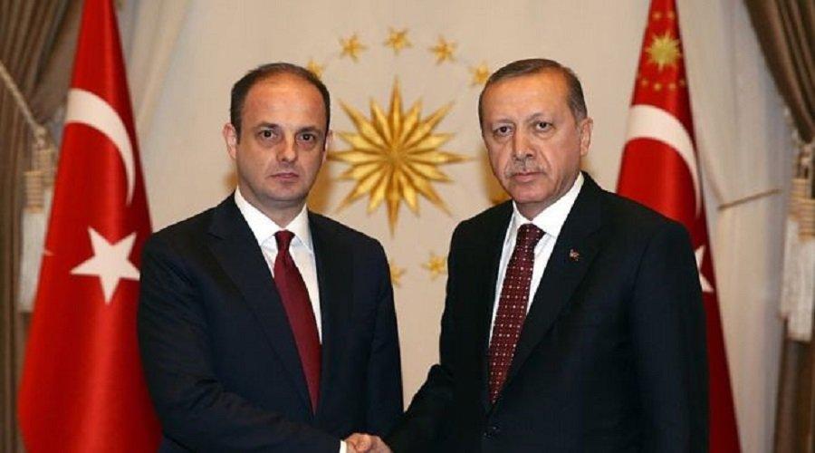 أردوغان يطيح بمحافظ البنك المركزي التركي