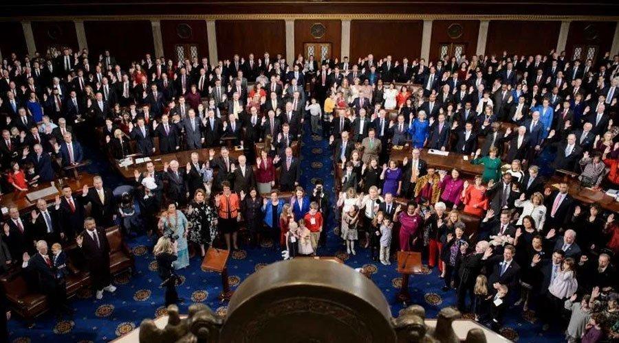 الولايات المتحدة..مجلس النواب يقر نصين لإنهاء الإغلاق الحكومي يرجح أن لا يقرهما مجلس الشيوخ