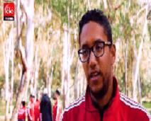 قصة عداء مغربي تحدى الإعاقة وحقق النجاح