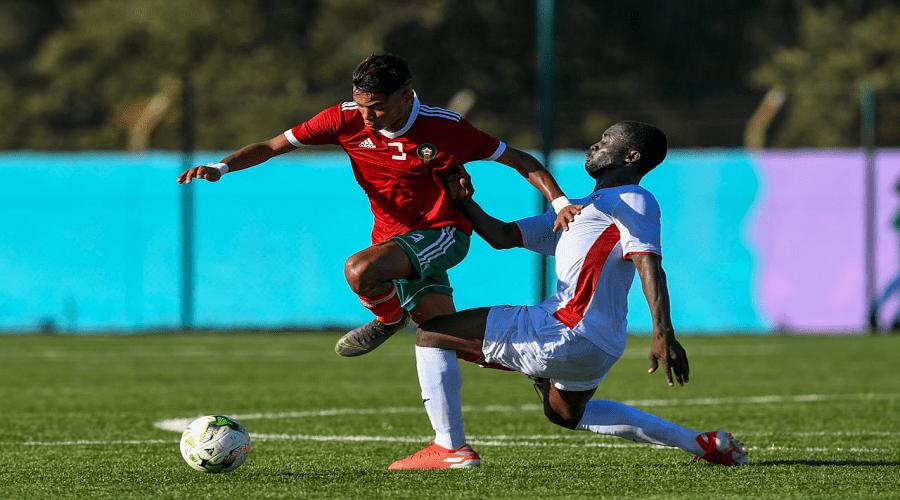 منتخب الشبان ينهزم ضد نظيره البروركينابي في ثاني المباريات برسم دورة الألعاب الإفريقية