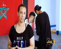 """الكوتش إيمان تكشف سر اختيارها لرياضة """"الرقص الإفريقي"""""""
