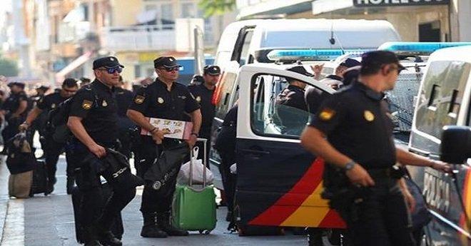الشرطة الإسبانية تقتل مسلّحا جزائريا في برشلونة