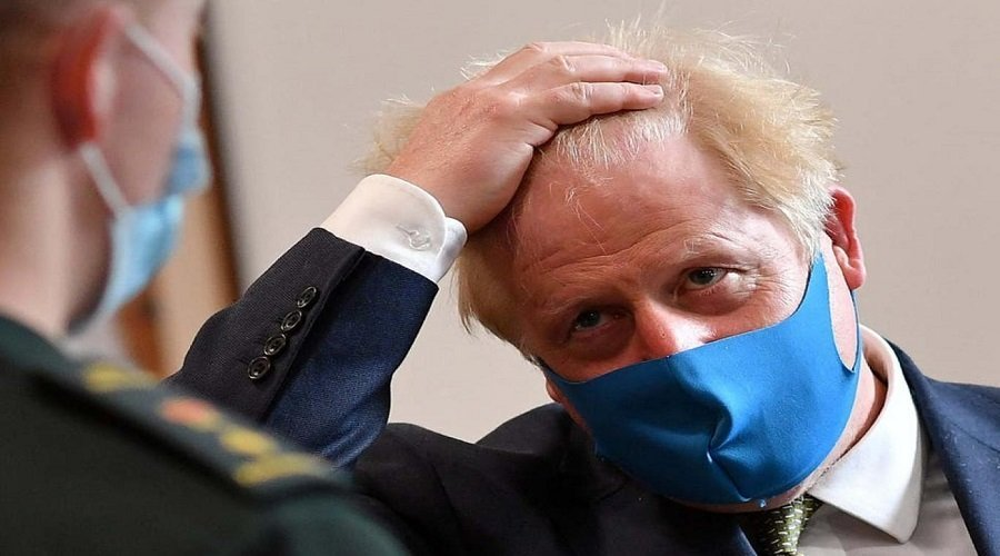 جونسون : موجة ثانية لفيروس كورونا تجتاح بريطانيا