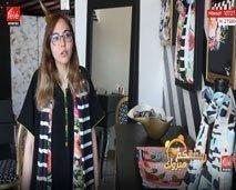 مريم شقوري تتحدث عن دخولها عالم تصميم الأزياء