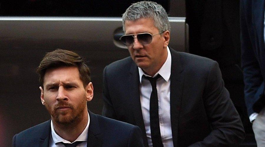 والد ميسي يكشف مستقبل ابنه مع برشلونة