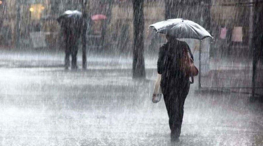 تحذير.. أمطار رعدية قوية بعدد من مناطق المملكة