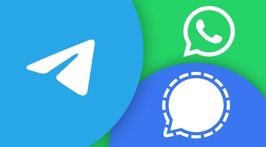 نزوح جماعي لمستخدمي واتساب  لتطبيقات بديلة بحثا عن هذه الامتيازات