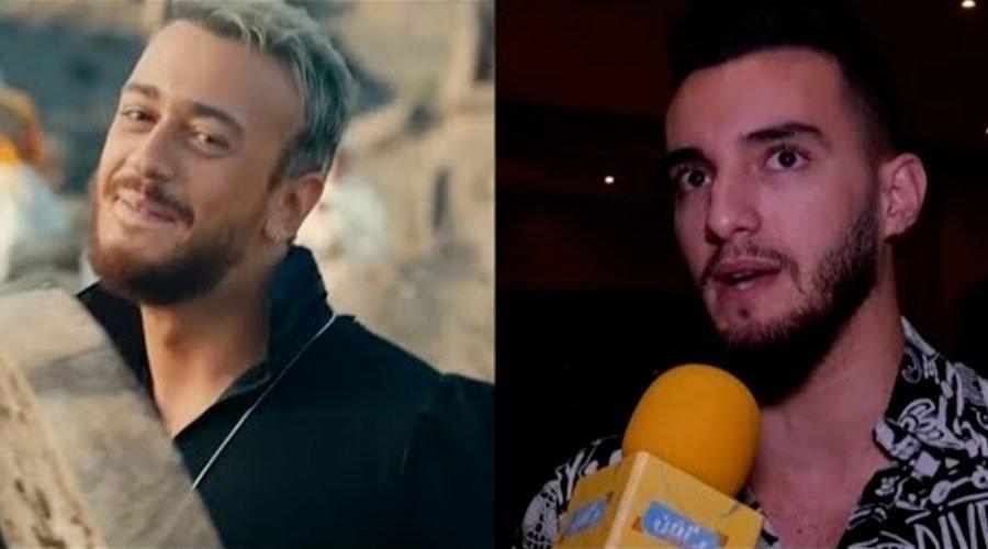 رد زهير بهاوي على منتقديه و هذا رأيه في أغنية سلام لسعد لمجرد
