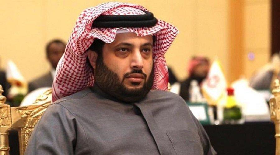 استقالة تركي آل الشيخ من رئاسة الاتحاد العربي لكرة القدم
