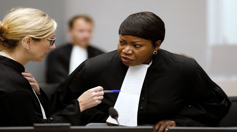 عقوبات أمريكية على بنسودة المدعية العامة للمحكمة الجنائية الدولية