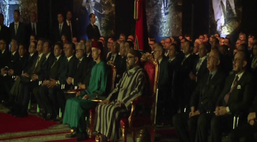 أخنوش يقدم أمام الملك الاستراتيجية الفلاحية الجيل الأخضر
