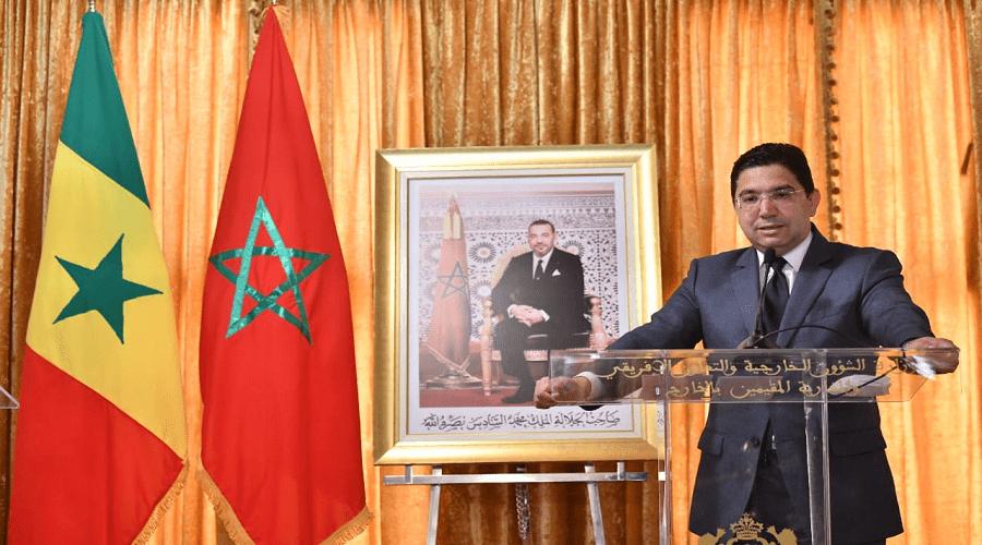بوريطة يقصف الجزائر من الداخلة ويتهمها بعرقلة تعيين مبعوث أممي