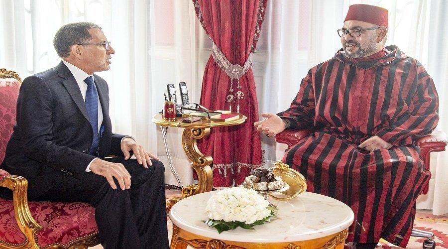 العثماني يكشف جانبا من لقائه بالملك