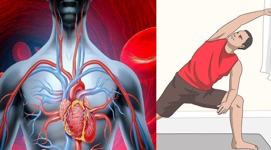 الرياضة تساعد على تحسين الدورة الدموية
