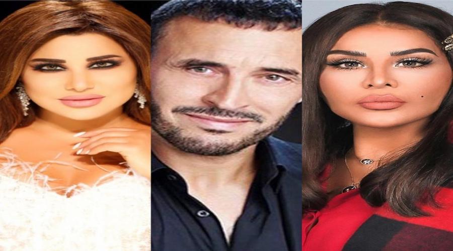 تفجير بغداد يجمع الفنانين العرب