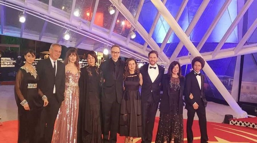 انطلاق المهرجان الدولي للفيلم بمراكش بحضور أشهر النجوم