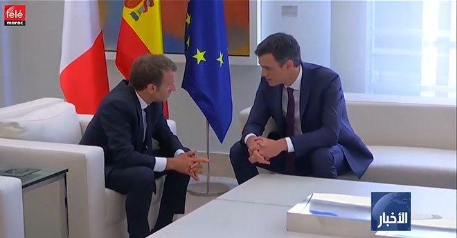 اتفاق فرنسي-إسباني للحد من الهجرة السرية بتعاون مع المغرب