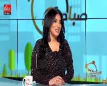 """ليلى البراق تقدم أغنيتها الجديدة """"طبيب نفساني"""" حصريا في صباحكم مبروك"""