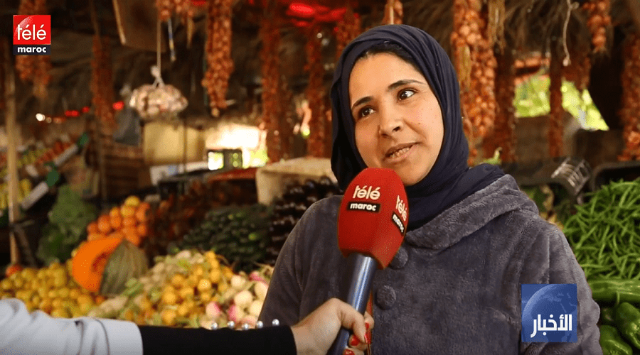 أثمنة الخضر والفواكه بسوق الهجاجمة بمنطقة الدار البيضاء استقرارا نسبيا