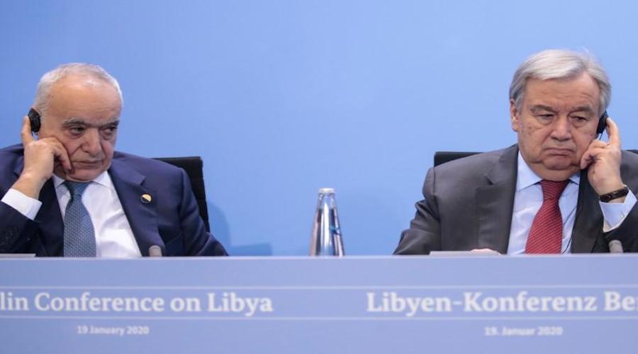 الأمين العام للأمم المتحدة يسعى مجددا لتعيين وسيط في ليبيا