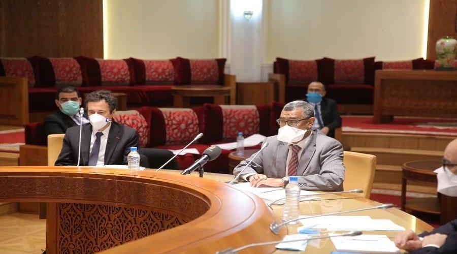لجنة المالية بمجلس النواب تصادق على الجزء الأول من قانون المالية المعدل