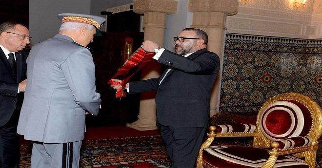 الملك محمد السادس يحيل الجنرالين حسني بن سليمان و بوشعيب عروب على التقاعد