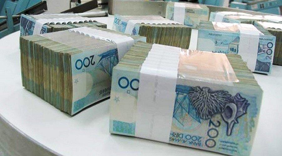 حاجيات السيولة في السوق النقدي بالمغرب قد تصل إلى 153.9 مليار درهم
