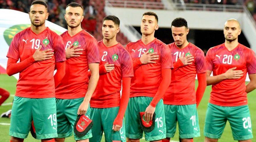 المنتخب المغربي يتراجع في تصنيف الفيفا