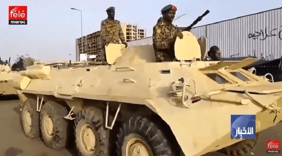 السودان: وزير الدفاع بن عوف رئيسا للمجلس العسكري الانتقالي
