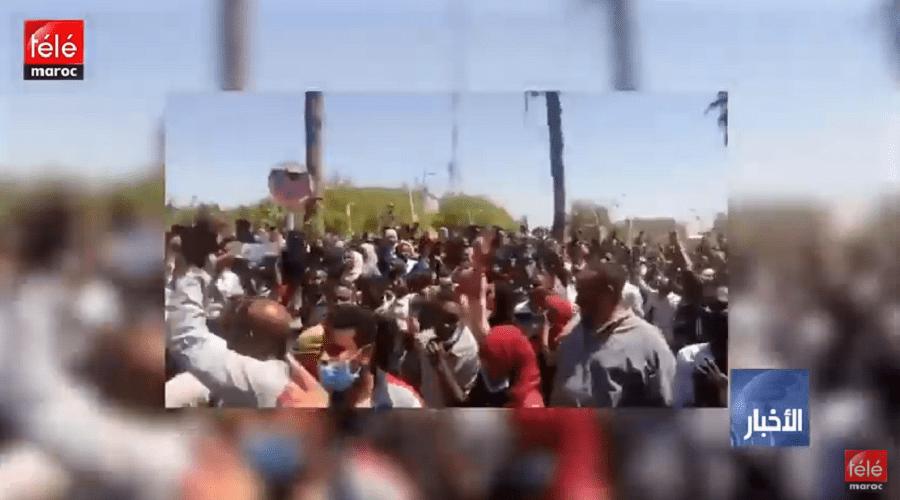السودان: قتيل ومصابون خلال مظاهرات حاشدة