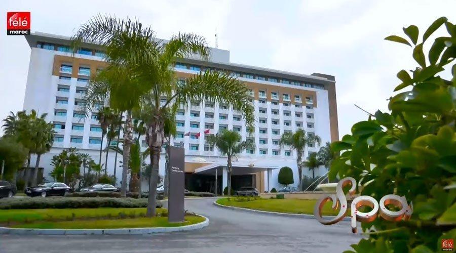 اكتشفوا خدمات SPA فندق سوفيتيل الرباط
