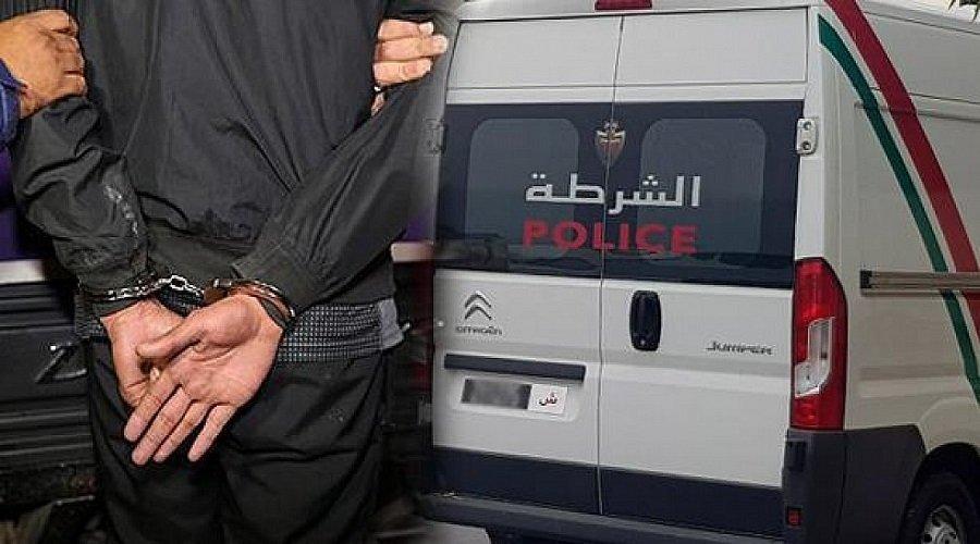 توقيف جزائري متورط في سرقة داخل فندق بالبيضاء