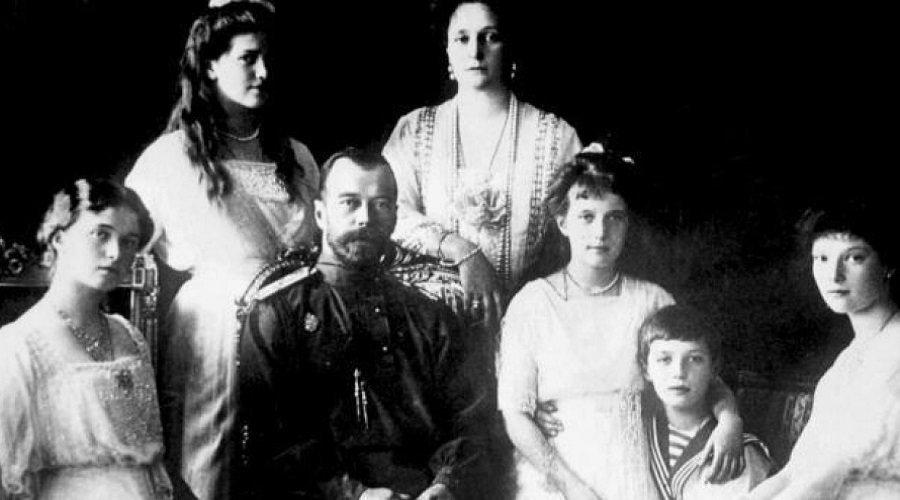 البولشفية تفتك بقيصر روسيا وآخر سلالة رومانوف