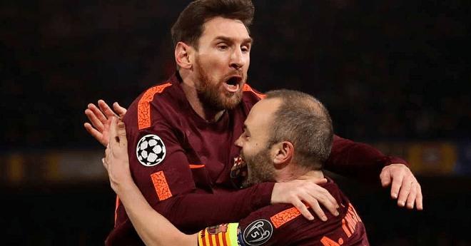 أبطال أوروبا.. تعادل ثمين لبرشلونة والبايرن يسحق بشكتاش