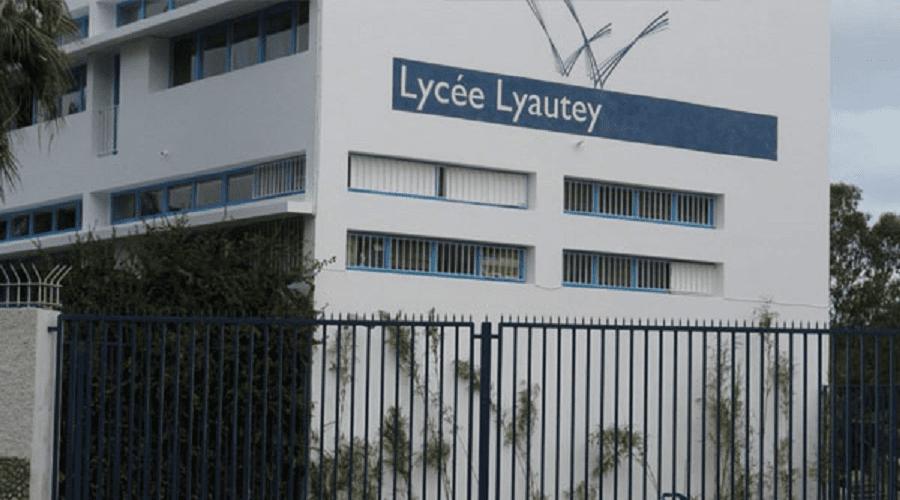 ثانوية ليوطي تغلق أبوابها لعدم احترام الإجراءات الاحترازية