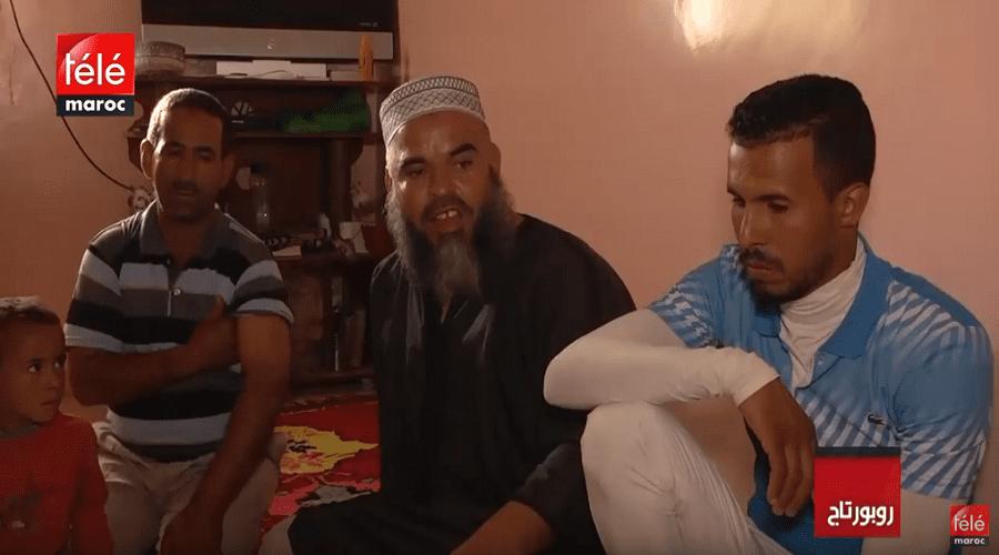 إمام مسجد يروي كيف اقتنع ابنه بفكرة الهجرة السرية للهروب من فقر قلعة السراغنة