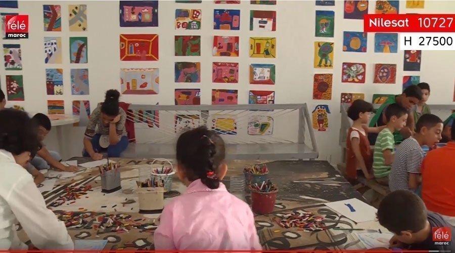 مهرجان أصيلة الثقافي يحول أزقة المدينة إلى معرض تشكيلي