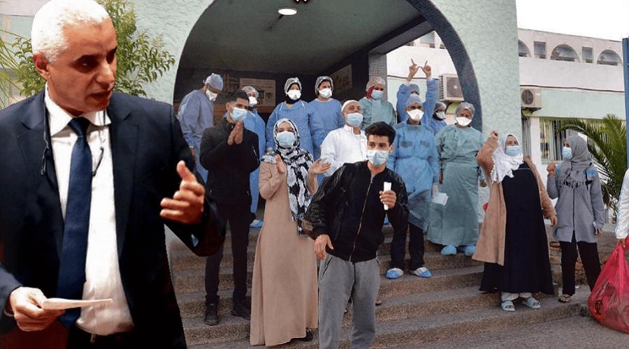 وزير الصحة يجدد التأكيد على نجاعة الكلوروكين في علاج كورونا