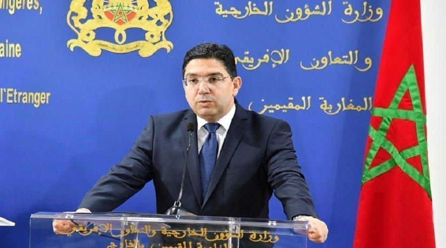 """""""بوريطة : """"المغرب ملتزم باتفاق وقف إطلاق النار وسيرد بحزم في حالة استهداف استقراره"""