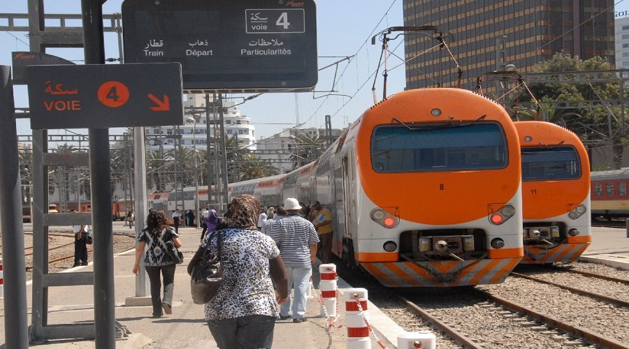جمعية تحذر من انتشار كورونا بالقطارات وتطالب لخليع بالتدخل