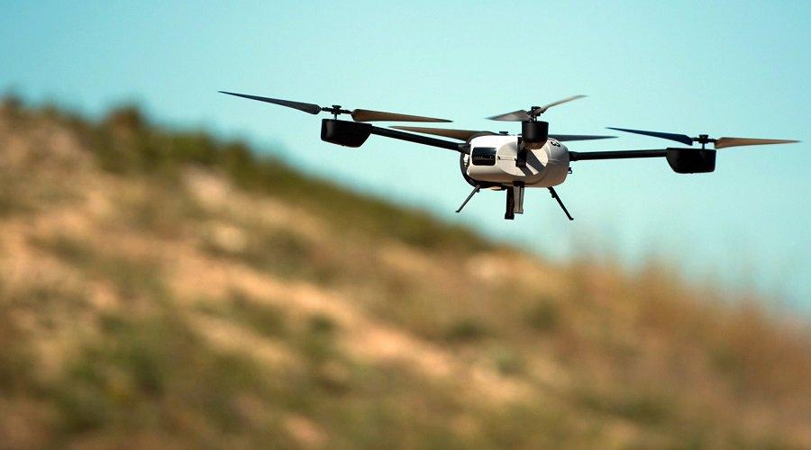 طائرة درون تطيح بتاجر مخدرات تحصن بجبال وادي أمليل