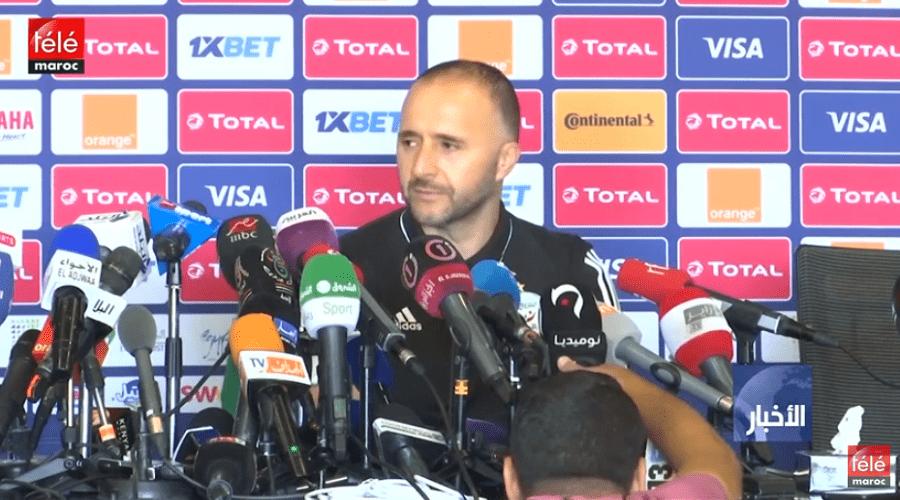 المنتخبان الجزائري والسنغالي يستعدان للقاء الجولة الثانية عن المجموعة الثالثة