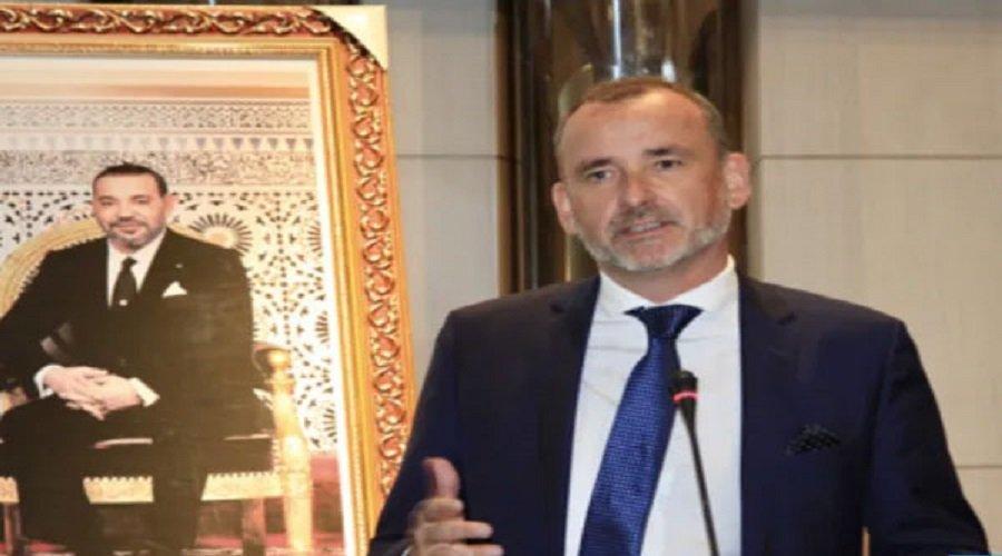 انتخاب ستيفن أور رئيسا جديدا لغرفة التجارة البريطانية بالمغرب